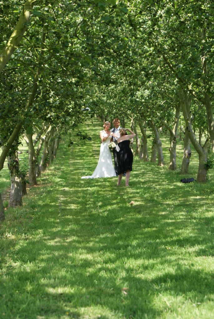 The Orchard at Munsley - Unusual Wedding Venue