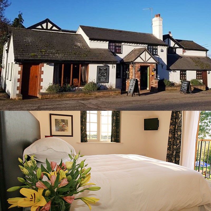 The Oak Inn at Staplow Accommodation