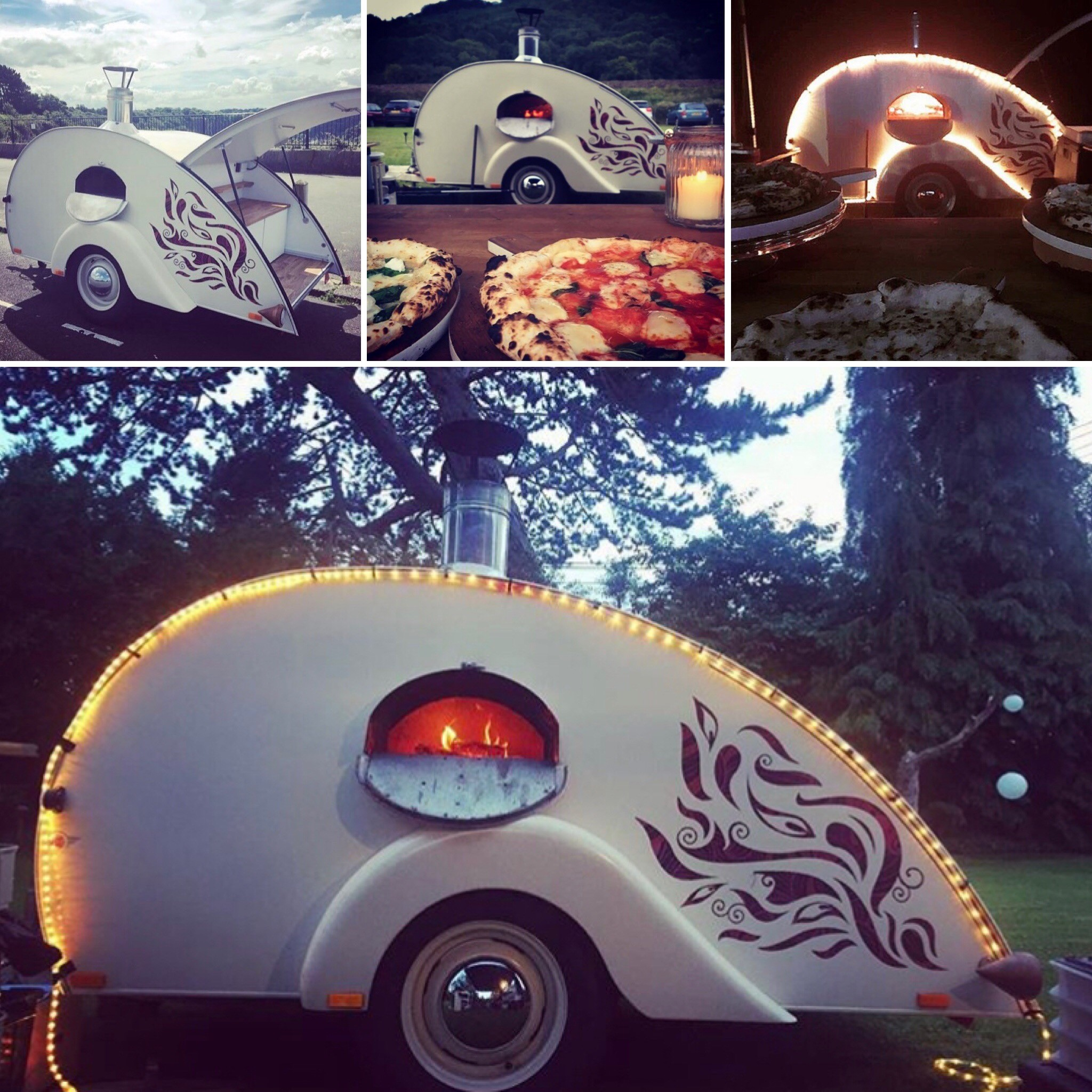 The Firebird Pizza Oven Hire